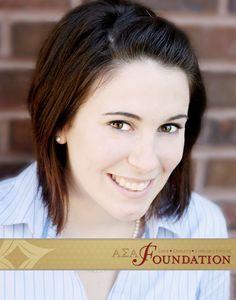 Sydney Ward, Eta Eta - Suzanne Hebert Endowed Founders' Memorial Scholarship recipient