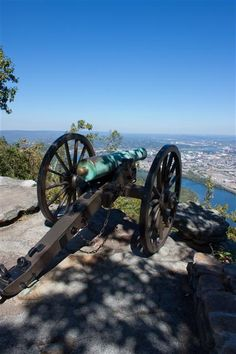 Lookout Mtn Battlefield, Chattanooga, Tn