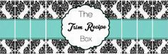 The Trim Recipe Box - Look for some yummy THM recipes on this blog!