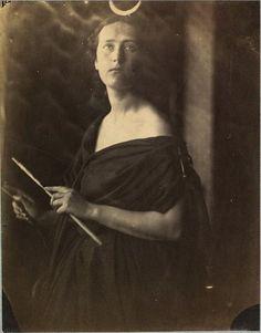vintage bohemian priestess
