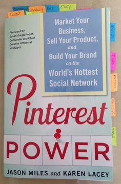 pinterest book, pinterest busi, craft artist, sell, pinterest power