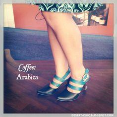 Desert Chic: New Shoes + Fluevog Party on Melrose