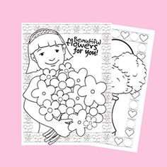 FREE Printable Mother's Day Cards!