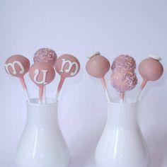 Mum Cake Pops