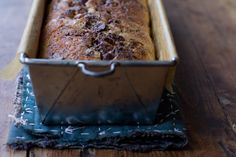 Rosemary Chocolate Olive Oil Cake