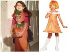 Halloween Costumes, Then and Now (click thru for more)