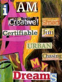 I AM...5th grade sketchbook cover