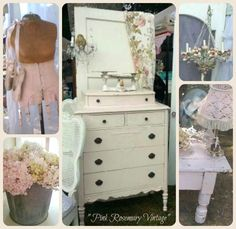 """TVM September 5th-7th 2014 Vendors, welcoming """"Pink Rosemary Vintage"""""""