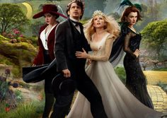 Oz the Great and Powerful #Oz #Disney #Film #Review #Blog