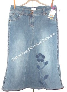 #...  jean skirt #2dayslook #jean style #jeanfashionskirt  www.2dayslook.com