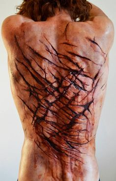 whipping wound - Google Search