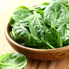 If your body doesn't have enough iron, your muscles can't recover as quickly post-workout. Stock up on THESE 9 iron-rich foods (like spinach!) to reach your fitness goals: http://www.womenshealthmag.com/nutrition/iron-sources?cm_mmc=Pinterest-_-WomensHealth-_-content-food-_-sourcesofiron