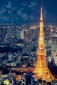 Beautiful Life  - Tokyo tower, Japan