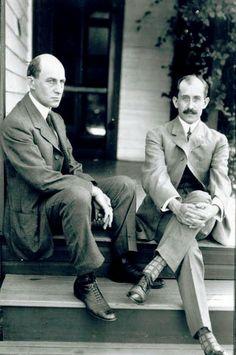 Wilbur and Orville Wright - Dayton, Ohio
