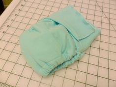 Free Fitted Diaper Pattern with Photo Tutorial!