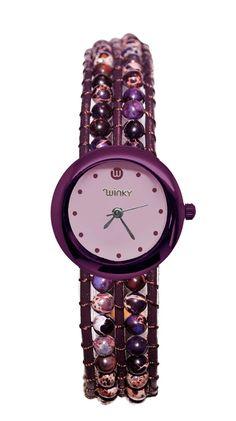 Purple Haze by Winky Designs