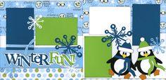 fun craft, winter fun, photo winter, craft idea, penguin