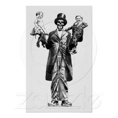 hells ventriloquist poster from Zazzle.com
