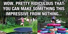 Totally Awesome Do-It-Yourself Backyard Ideas For This Summer