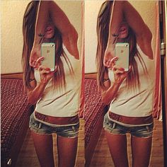 Thinspo, Fitspo. I will look like this this summer..
