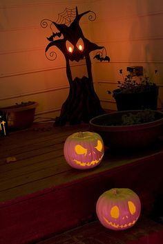 Nightmare Before Christmas Party by Rivaini, via Flickr