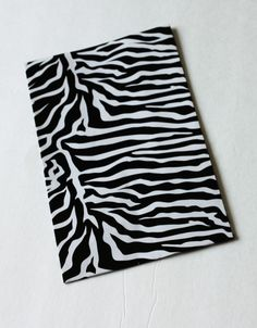 "10 Black and White Zebra Gift Sack 6"" x 11"" Party Supplies treat bags Gift Wrapping Bag Party Favors Girls Birthday Baby Bridal Shower"