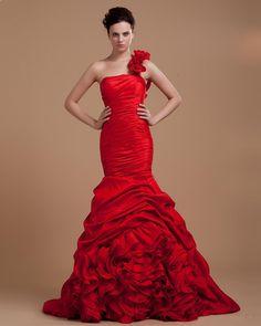 dama dresses, evening dresses, red prom dresses, one shoulder, pageant dress
