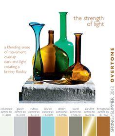 Lenzing Spring/Summer 2013 Color Trends