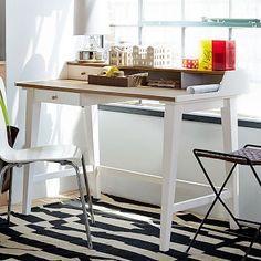 Top Storage Desk west elm $399