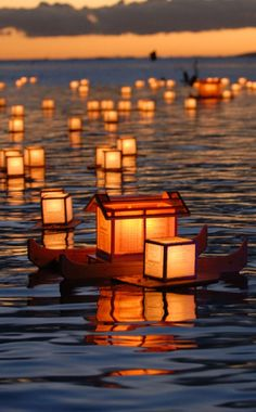 Lantern Festival - Honolulu, Hawaii