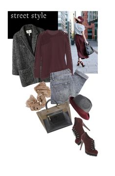 """""""Never let me go"""" by babyou ❤ liked on Polyvore"""