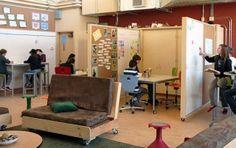Good ideas for establishing a 21st Century Learning Environment.