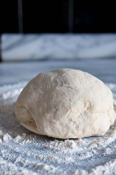 Beer Pizza Dough [The Beeroness]