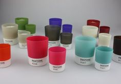 Pantone Candles