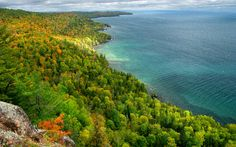 The Upper Peninsula. MI.