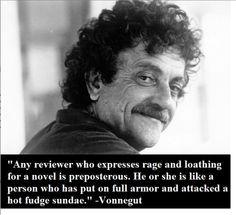 Writing Lab: Kurt Vonnegut's eight essentials for a good short story.