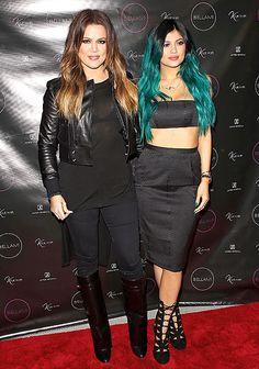 Khloe Kardashian and