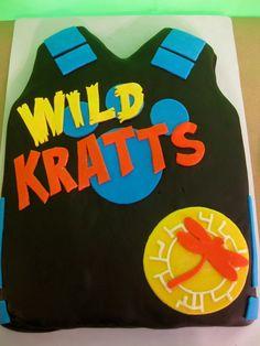 "Photo 1 of 37: Wild Kratts / Birthday ""Wild Kratts 4th Birthday""   Catch My Party"