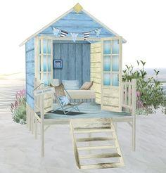 Love this Beach Hut !!