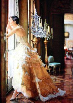 1950 Vogue Paris
