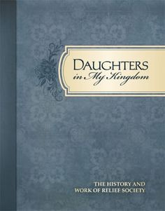 The history and work of Relief Society. It teaches about the responsibilities and opportunities Latter-day Saint (Mormon) women are given in God's plan of happiness.