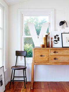 design bloggers at home. / sfgirlbybay