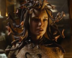 Medusa - Natalia Vodianova - Clash of the Titans 2010