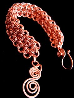 chainmail jewelri, chainmaill bracelet