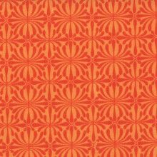 Terrain Fabric by Kate Spain Lichen Bloom