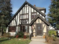 I took several pics of this house.  I find it fascinating.  The architect did a great job at achieving asymmetrical balance.  I pulled this from my site on house design.
