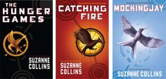 The Hunger Games * Catching Fire * Mockingjay ~ Trilogy