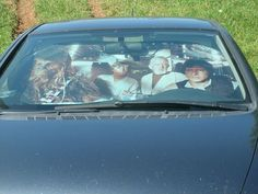 Star Wars sun-shade