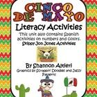 This Cinco de Mayo thematic unit contains fun literacy and Spanish activities that can be used for a day of fun on May 5th! In this unit, you will ...