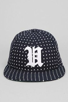 Undefeated U Dot Strap-Back Hat
